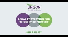 UNISON Legal Protection logo